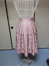 Musical Patterns Skirt Lolita Innocent World VG