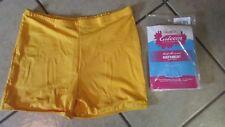 Esteem Athletic Adult Boy Cut Brief-Gold-Xl-Cheerleadin g Uniform/Bloomers(B 16 )