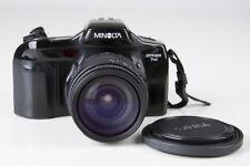 Minolta Dynax 7xi mit Sigma Objektiv 28 -200 mm Lichtstärke 1:3,8 - 5,6