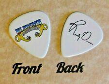 ALABAMA band Logo Randy Owen signature guitar pick  -(RO-W)