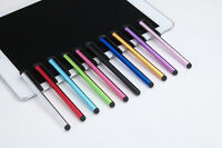 10* Penna pennino capacitivo PEN TOUCH per iPhone Samsung Tablet IPAD Smartphone