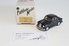 FF 1:43 PATHFINDER PFM 14 PFM14 RILEY 1.5 1958 BLACK MIB RARE 427/600!!!