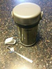 Zojirushi Stainless Ms. Bento Steel Vacuum Lunch Box Jar