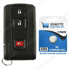 Replacement for Toyota 2004-2009 Prius Remote Car Keyless Entry Key Fob Entry