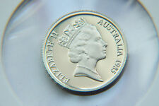 1985 AUSTRALIAN PROOF 5 CENT COIN