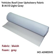 Car Automotive Upholstery Headliner Fabric Foam Backing Decorate 48