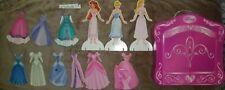 Disney Princess Cutout Activity Set & Wardrobe Paper/Cardboard Dolls