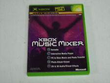 XBOX GAME MUSIC MIXER ( DISC ONLY)