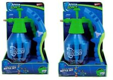 2X WHAM-O AQUA FORCE WATER BOMB BLASTER REFILL & LAUNCH WITH 100 BALLOONS GIFT
