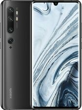 "Xiaomi Mi NOTE 10 Dual Sim 128GB+6GB RAM 6.47"" Smartphone Android Midnight Black"