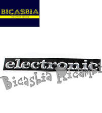 7241 - PLATE ELECTRONIC PANEL FRONT PIAGGIO 50 SI CIAO FL