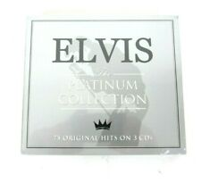 SEALED NEW CD Elvis Presley - The Platinum Collection