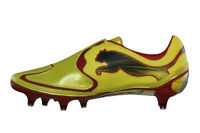 Puma V1.10 SG Mens Soccer Cleats Football Shoes - Yellow - See Sizes
