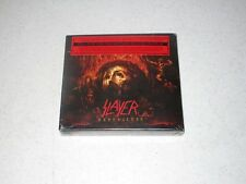 Slayer Repentless CD/DVD Slipcase 3 Discs Nuclear Blast Limited Edition Sealed