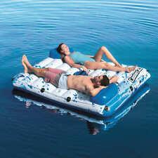 Bestway colchoneta gigante hinchable doble piscina playa isla inflable nevera