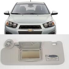 95327509 Interior Hand Sun Visor LH Gray For Chevrolet  2011~2015 Sonic Aveo OEM