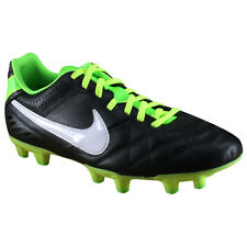 Nike Tiempo Natural IV FG Leather Soccer Cleats 509085-013  Size 8.5