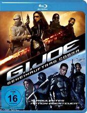 Blu-ray  *  G.I. JOE - GEHEIMAUFTRAG COBRA - Dennis Quaid  # NEU OVP +