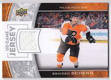 Brayden Schenn , 2013-14 , Upper Deck , Game Jerseys , #GJSC
