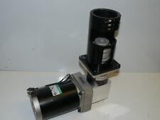 NEUGART WPLE80 ANGULAR PLANETARY GEARBOX 5:1 RATIO WITH SANYO DENKI MOTOR