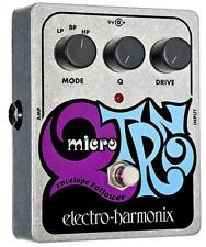 Electro-Harmonix Micro Q-Tron BRAND NEW W/ WARRANTY! FREE 2-3 DAY S&H IN U.S.!