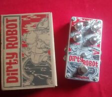 Digitech Dirty Robot Synth Guitar Pedal used full working condition