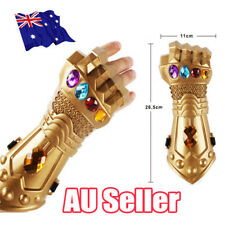 AU Thanos Infinity Gauntlet Glove Cosplay Infinity War The Avenge Prop Gift New