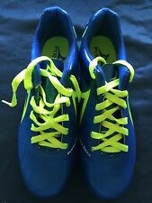 NEW, PIRMA Gladiator 5, cleats-Style 401-Blue, Futbol, Football Youth size 4