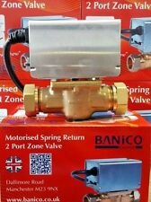 Chauffage central 2 Port motorisés Zone Valve 22mm remplace Honeywell V4043H1056 B
