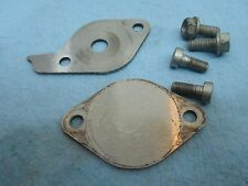 2006 KTM 250 SXF Oil Pump left & right side Cover Plates KTM250 SX F 250SXF