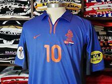 HOLLAND away Euro 2000 shirt - BERGKAMP #8-Ajax-Inter-Arsenal-Netherlands-Jersey