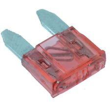 50 x 10A Mini Blade Fuse 10 Amp Auto Car Van Bike Truck