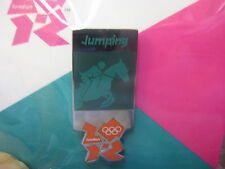 LOT of 12  PINS - London 2012 Olympic Pin - Equestrian Jumping