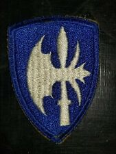 WWII UArmy 65th Infantry Division Embroidered Patch