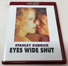 Eyes Wide Shut French France Import (Hd Dvd, 2008) Stanley Kubrick Tom Cruise