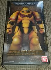 Games Workshop Bandai Imperial Fists Intercessor Space Marine Action Figure New