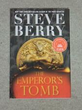 STEVE BERRY: THE EMPEROR'S TOMB - SIGNED / DATED US UNCORRECTED PROOF
