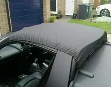 Smart Roadster 452 all weather roof rain cover, drive with it in place