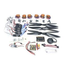 RC HexaCopter Six-axis Aircraft Electronic Motor ESC Propeller GPS F15276-A