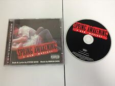 Spring Awakening 2006  by Duncan Sheik  CD