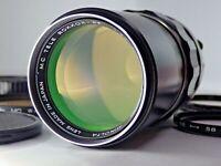 Minolta MC Tele Rokkor-PF 135mm F2.8 Telephoto Lens from Japan JP SLR Excellent!