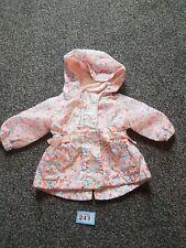 Baby Girls 0-3 Thin Jacket