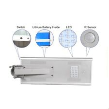 60W Power LED, Solar Street Light, 80W Solar Panel, IP 65, 2 Year Warranty