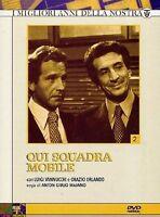 Qui Squadra Mobile - Stagione 02 - Cof. 3 Dvd - I Migliori Anni della Nostra TV