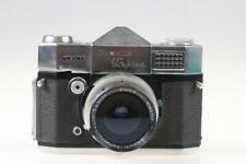 BRAUN Paxette Reflex Automatic mit Lithagon 35mm f/3,5 - SNr: 2162717