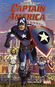 Steve Rogers Captain America Volume 1: Hail Hydra Softcover Graphic Novel