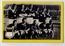 (Gw721-100) Maple Gum, Holland, RARE Football Teams, #9 AIK STOCKHOLM 1960 VG+