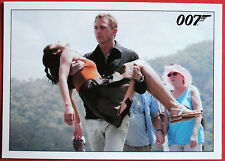 JAMES BOND Quantum Of Solace COMPLETE 90 Card Base Set by RITTENHOUSE ARCHIVES