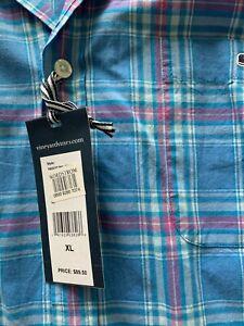 Vineyard Vines Mens LS shirt XL New w tags
