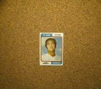 1974 Topps Baseball #548 Sonny Siebert (St. Louis Cardinals)